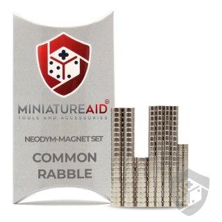 Common Rabble Neodym-Magnet-Set